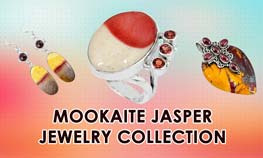 Mookaite Jasper Jewelry Collection