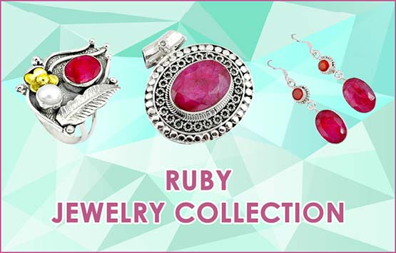 Ruby Jewelry Collection