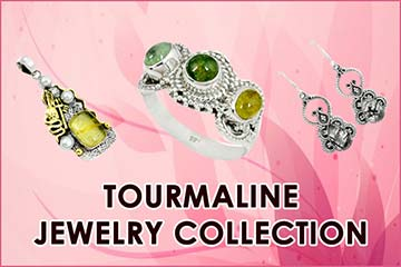 Tourmaline Jewelry Collection